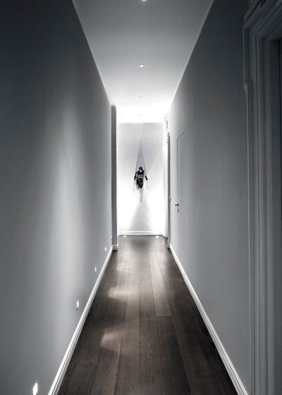 Contemporain Couloir by Ensemble Foto