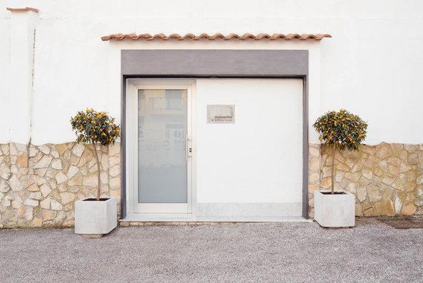 Mediterraneo Ingresso by manuarino architettura design comunicazione.
