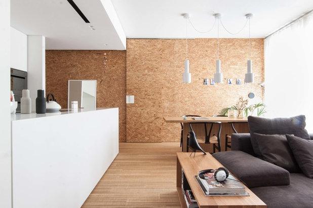 Contemporaneo Ingresso by Didonè Comacchio Architects