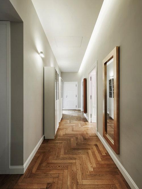 Foto e idee per ingressi e corridoi ingresso o corridoio for Idee colori pareti ingresso