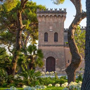 Esempio di un ingresso o corridoio mediterraneo