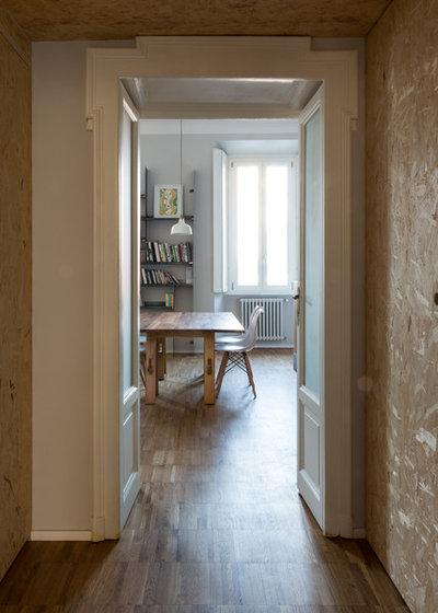 Contemporaneo Corridoio by Ghostarchitects
