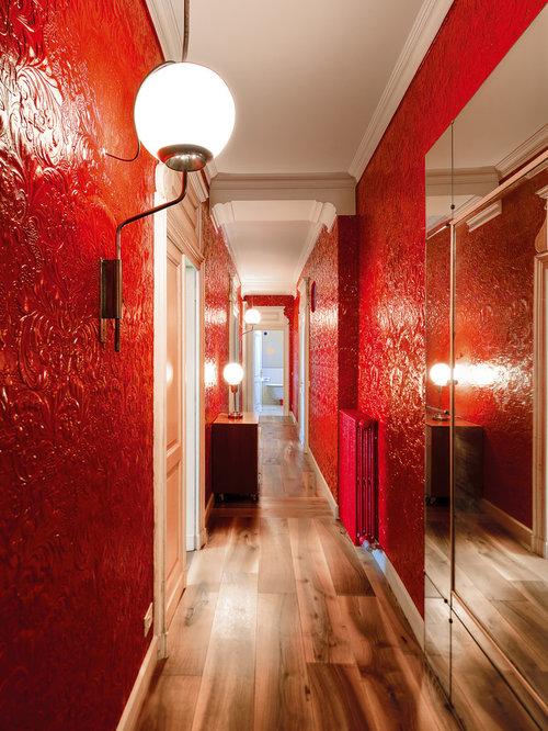 Foto e Idee per Ingressi e Corridoi - ingresso o corridoio con ...