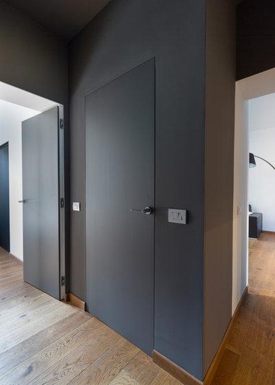 Contemporaneo Ingresso by Gruppo Tre Architetti