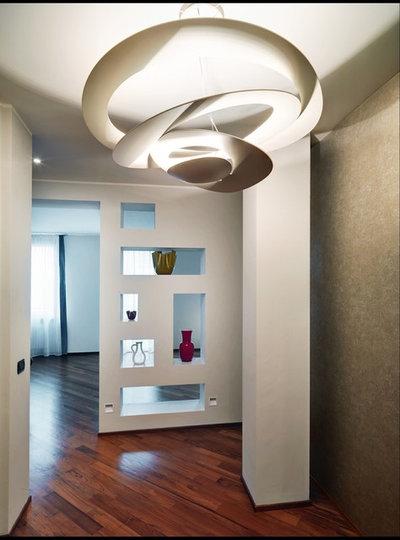 Moderno Corridoio by archinapsi