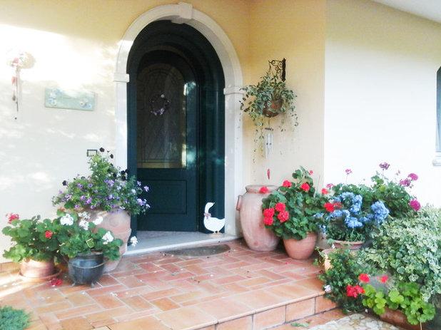Il buongiorno si vede dalla porta d 39 ingresso i consigli - Portoni di casa ...