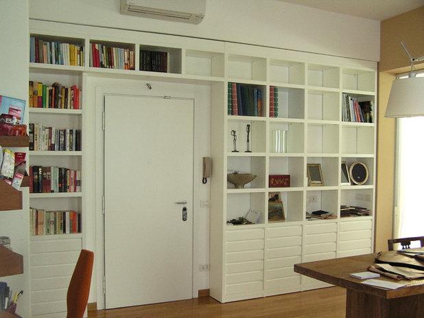 Guida budget librerie su misura da 150 euro in su for Case con verande tutt attorno