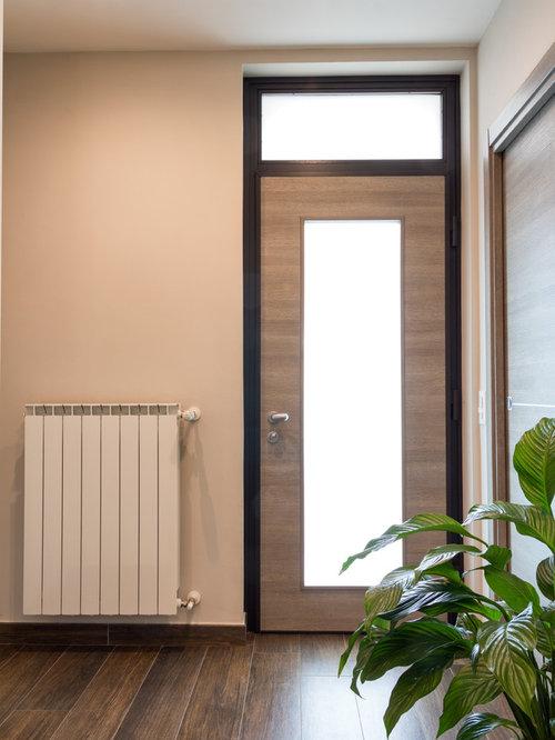 Turbo porta ingresso moderna sh72 pineglen - Idee ingresso casa moderna ...