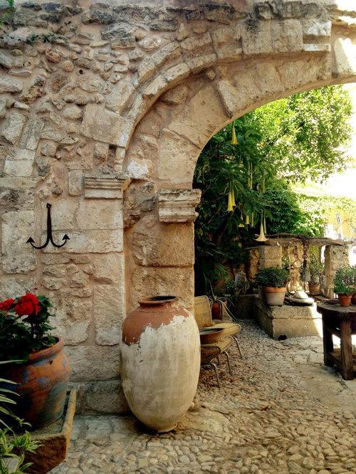 Fotos de jardines dise os de jardines r sticos - Diseno de jardines rusticos ...