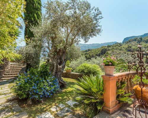 Fotos de terrazas dise os de terrazas de estilo de casa for Patios y jardines de casas