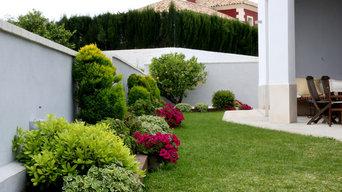 Catálogo empresa de jardinería