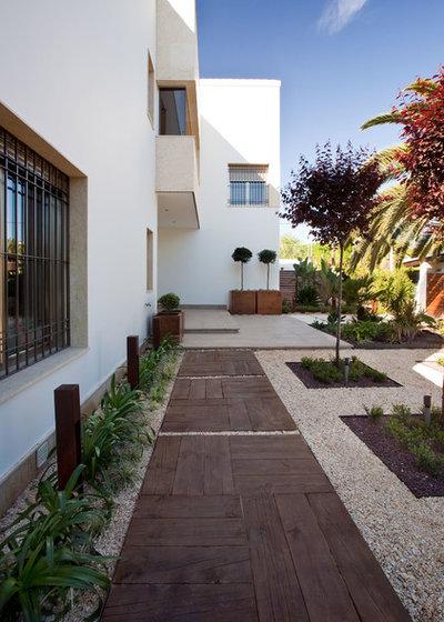 Contemporáneo Jardín by Idearte Marta Montoya
