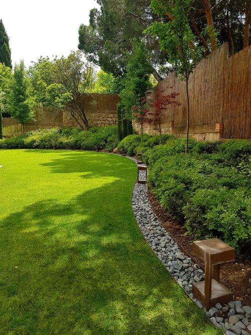 Fotos de jardines   Diseños de jardines contemporáneos