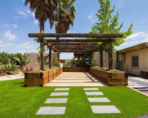 Fotos de jardines dise os de jardines ex ticos for Modelos de jardines exteriores