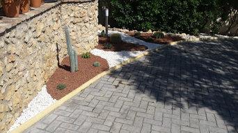 Jardin albuñuelas