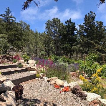 Jardín bioalimentario