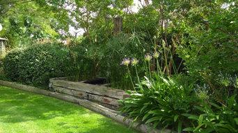 Jardín en Fuente El Fresno (Madrid)