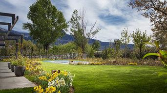 Jardín en Navacerrada