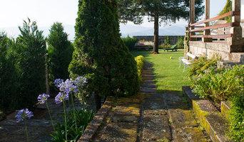 Jardín en Pontevedra