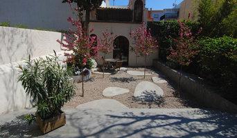 Jardin en Sant Feliu de Guixols
