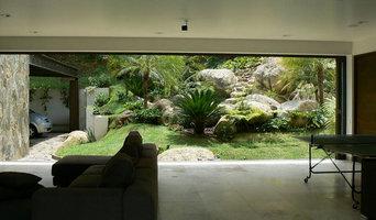 Jardín en Valle de Bravo Casa B