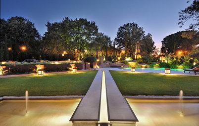 La Alhambra inspira el jardín perfecto para una familia