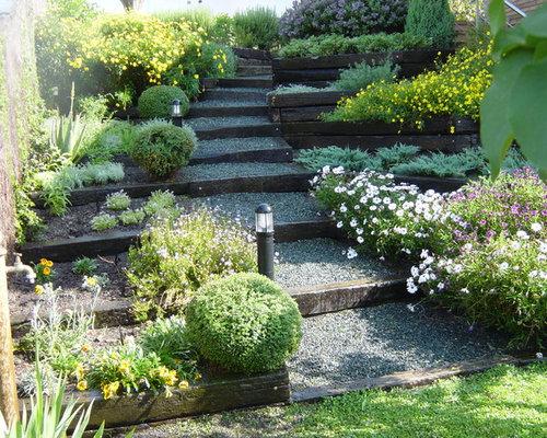 Foto e idee per giardini giardino moderno barcellona for Giardini moderni foto