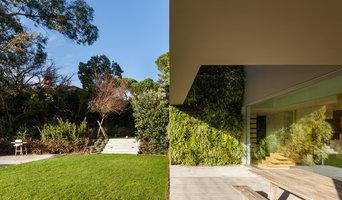 Jardines Verticales en Villa Cascais