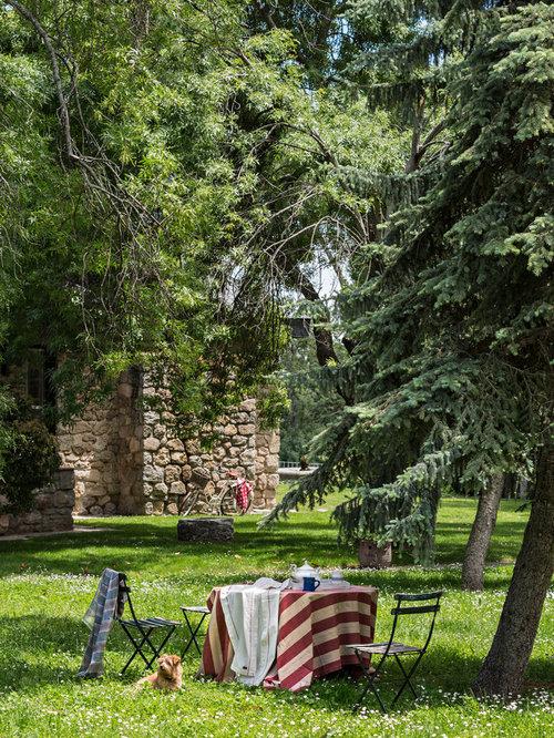 Fotos de jardines dise os de jardines en patio - Diseno de jardines para casas de campo ...