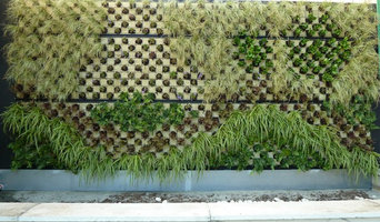 Proyecto y realización de un Jardín vertical para la Mancomunidad de la Comarca