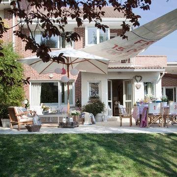 Transformación casa familiar en Madrid