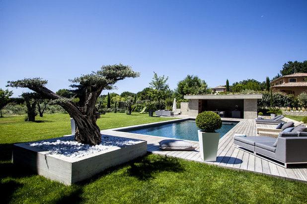 visite priv e un jardin m diterran en pr s d 39 aix en provence. Black Bedroom Furniture Sets. Home Design Ideas