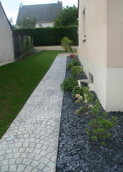 Contemporain Jardin by EURL OLIVIER DUBOIS