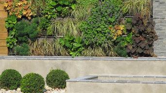 Aménagement et entretien d'un jardin
