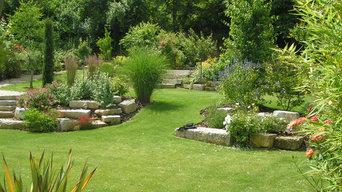 Aménagement jardin Périgueux