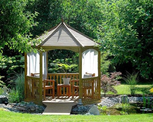 Jardin romantique photos et id es d co de jardins - Petit jardin romantique tours ...