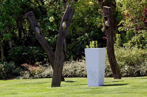 Bien tre attaquez le printemps du bon pied - Sculptuur jardin contemporain ...