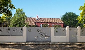 Conception portails et clôtures