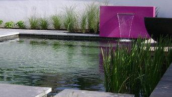 Création d'un jardin haut de clermont-Ferrand