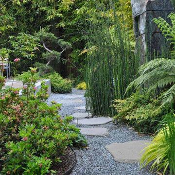 Création de jardins japonais