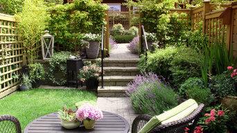 Création de terrasses et pergola