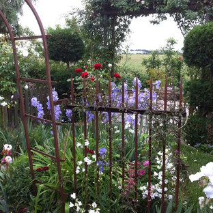 Jardin romantique Angers : Photos et idées déco de jardins