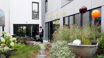 Extension de maison en longueur à Rennes