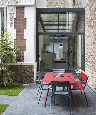 Moderne Jardin by THINK TANK architecture