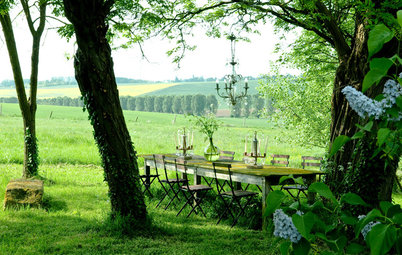 Houzz Tour: Wisteria and Light in the French Countryside