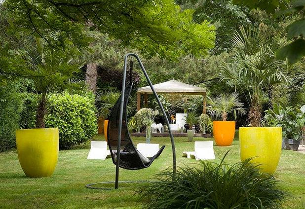 Quelles plantes pour des pots d 39 ext rieur xxl for Idee jardin design
