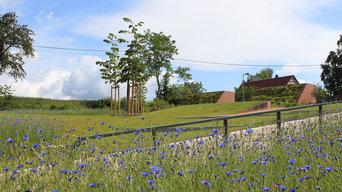 Huttendorf (67) centre village