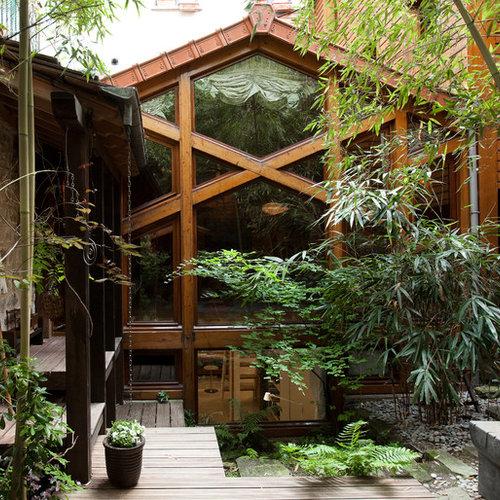 Jardin asiatique : Photos et idées déco de jardins