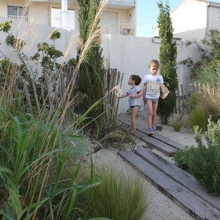 Maritimer Garten In Montpellier Ideen Für Die Gartengestaltung