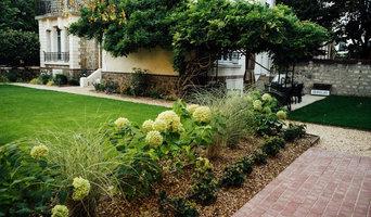 """Jardin citadin - """"Jardin à vivre"""""""